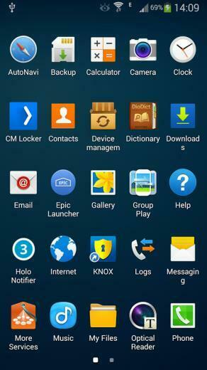 Download Galaxy Launcher TouchWiz v106 [Prime Unlocked] [M4Master