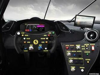 2020 Ferrari 488 Challenge Evo   Interior HD Wallpaper 4
