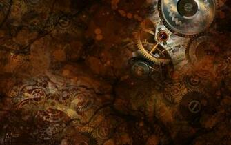 30 awesome steampunk wallpapers Top Design Magazine   Web Design and