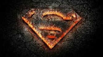 Logo Superman Wallpaper HD Download
