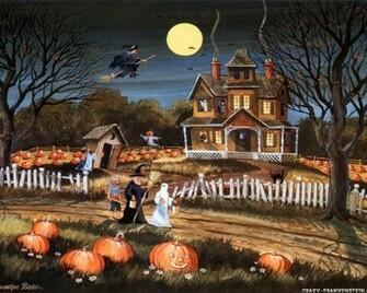 Trick or Treat   Halloween Wallpaper 24469771