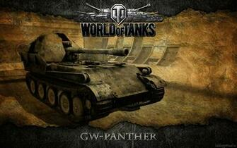 Photo World of Tanks SPG GW Panther vdeo game