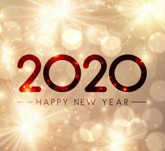 Happy New Year 2020 Wallpaper Happy New Year 2020