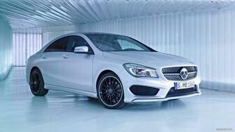 2014 Mercedes Benz CLA Class CLA 250 Edition 1   Front HD