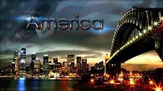 United States of America Wallpaper by MrAlexxS