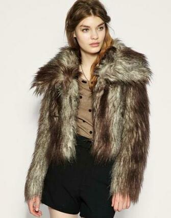 faux fur coat 60 34   Faux Furs   Photo Picture Image and Wallpaper