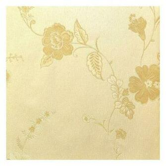 Home Shop By Style Floral Allure Gold Floral Wallpaper