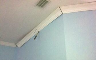 Your Crown Molding Helper Jims Wallpaper and Painting We