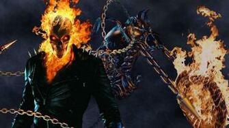 14 Ghost Rider Wallpapers HD Backgrounds Wallpaper Abyss