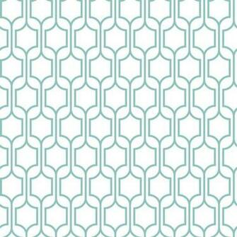 Blue Trellis Wallpaper   Wall Sticker Outlet