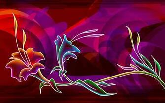 Neon Art Wallpapers Desktop Wallpaper