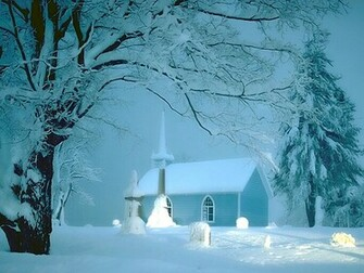 Winter Snow Wrapped Wallpaper Wallpaper World