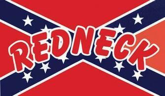Redneck Rebel Flag 3x5 Confederate Banner