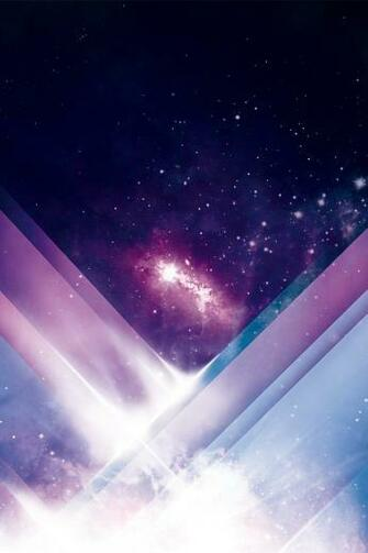 Galaxy iPhone 4 iPhone 5 retina wallpaper 640 x 960 pixels