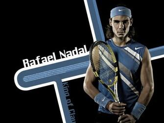 Tennis Stars Rafael Nadal HD Wallpapers