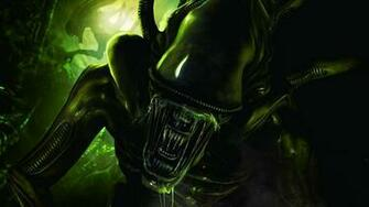 Alien wallpaper 5819