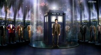 Download Doctor Who Wallpaper 11th