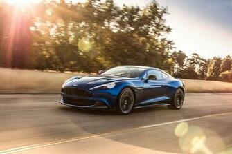 2019 Aston Martin Vanquish spy shots IBV Supercar Club