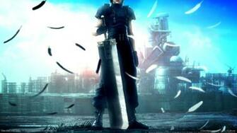 Crisis core final fantasy vii Wallpapers HD Wallpapers