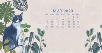 Cute 2020 Desktop Calendar Wallpaper Latest Calendar