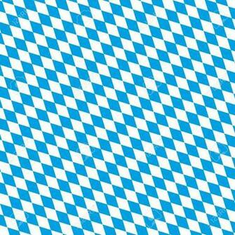 Oktoberfest Background Bavarian National Colors Eps 10 Vector