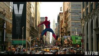 The Amazing Spiderman Wallpaper 3k by MattiaRuffo