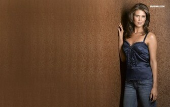 Sarah Lancaster Hot wallpaper 1103