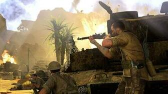 sniper elite 3 hd images 3