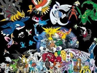 Wallpaper 2012 Wallpaper Pokemon Pokemon Wallpaper Legendary Pokemon