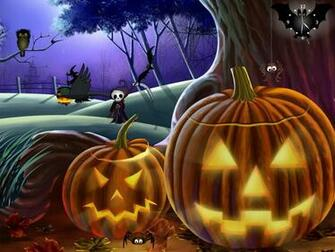 Halloween Screensaver   Halloween Again   FullScreensaverscom