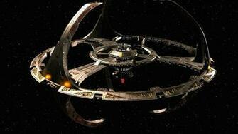 DEEP SPACE NINE Star Trek futuristic television sci fi