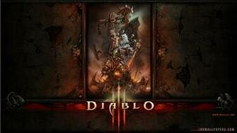 Diablo 3 Barbarian HD Wallpaper   iHD Wallpapers