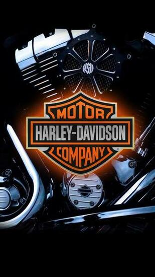 Harley Davidson 1080 x 1920 HD Wallpaper