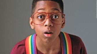 The lovestruck genius of Steve Urkel   CNN Video