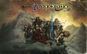 Dragonlance Chronicles by mistermoster