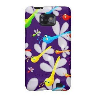 Cute Cartoon Dragonfly Wallpaper Samsung Galaxy S2 Cases Zazzle