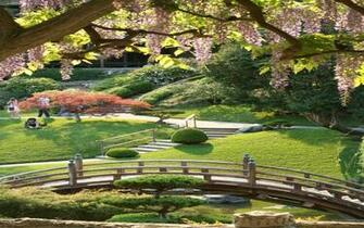 Pics Photos   Japanese Garden Desktop Wallpaper
