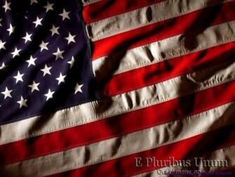 Click for larger Patriotic Desktop Wallpaper Background American Flag