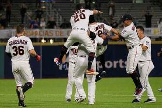 Twins 2 Indians 1 Eddie Rosario scores winning run in 16 inning