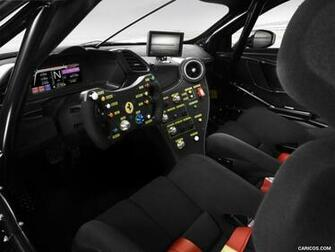 2020 Ferrari 488 Challenge Evo   Interior HD Wallpaper 5