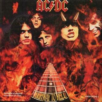 Acdc Highway To Hell wallpaper 43916