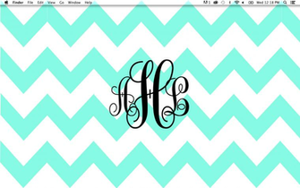 Cute Chevron Wallpaper