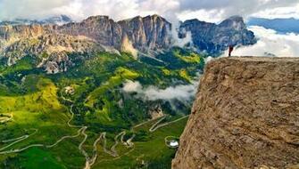 italy mountains the province of bolzano south tyrol alps