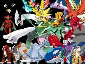 Legendary birds   Legendary Pokemon Wallpaper 6924218 [main