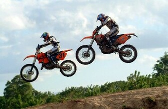 motocross enduro Wallpaper
