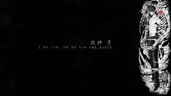 Light Yagami Wallpaper by katharineFord