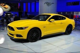 2015 Ford Mustang GT Picture Wallpaper Download CarsWallpaperNet