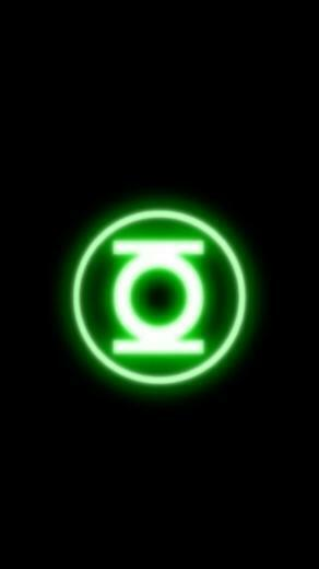 Green Lantern iPhone Wallpaper  With images