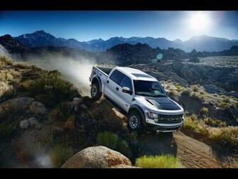 Ford F 150 SVT Raptor 2012 SUV Wallpaper