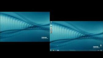 Dual Monitors Windows 7
